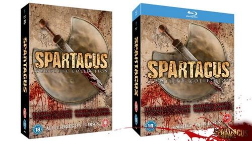 Spartacus integrale