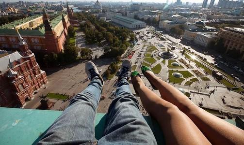 Bruce Campbell en Russie