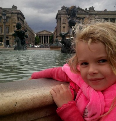 Katheryne à Paris