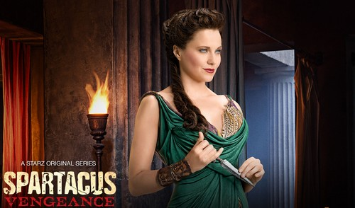 Spartacus Season 2 wallpapers