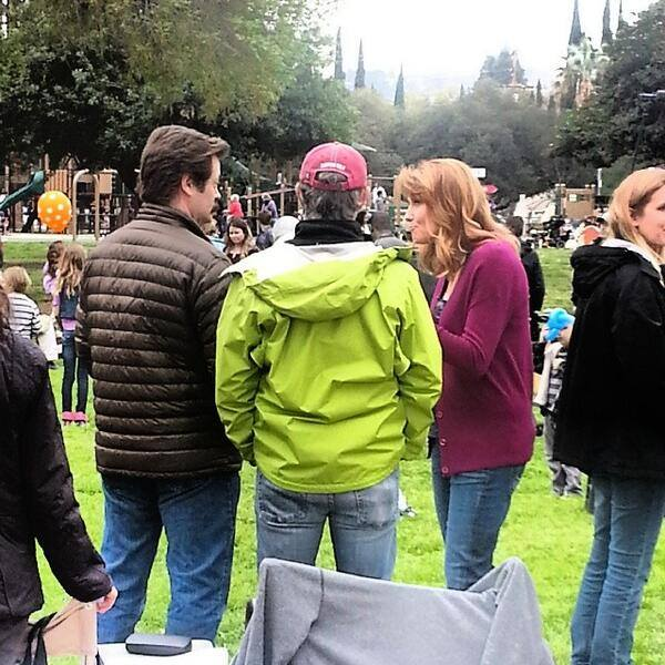 Lucy Lawless tournage parks and recreation