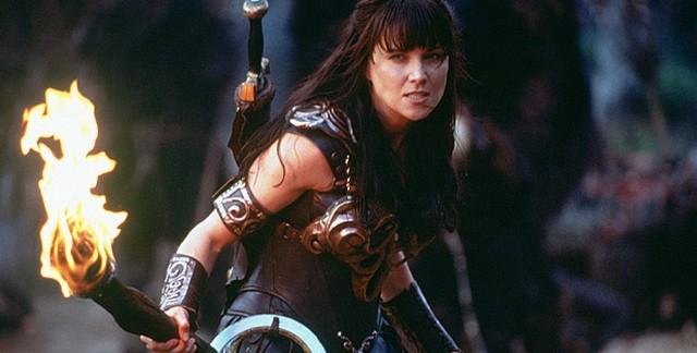 xena warrior princess april 2014