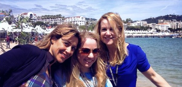 Renee O connor a Cannes #3