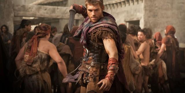 spartacus l'intégrale