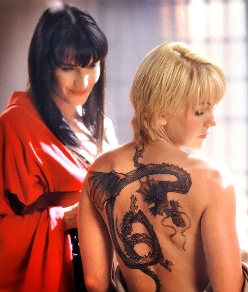 Xena movie 2