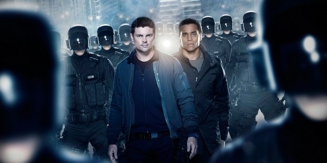 Almost Human arrive sur TFI