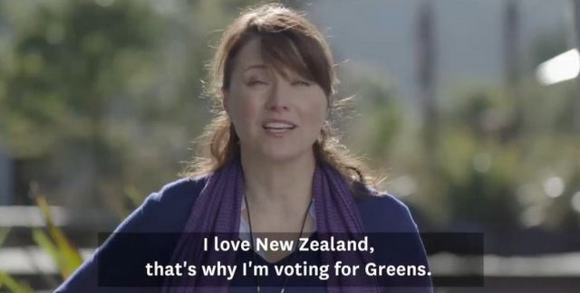 lucy greenparty