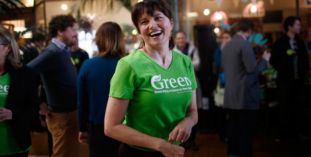 lucy lawless green nz sept 2014