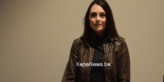 Interview Adrienne Wilkinson