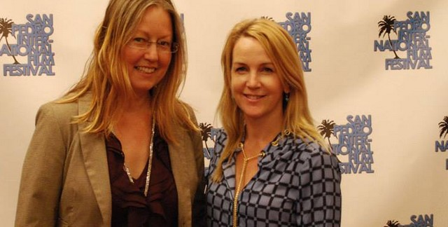 renee o connor san pedro 2014