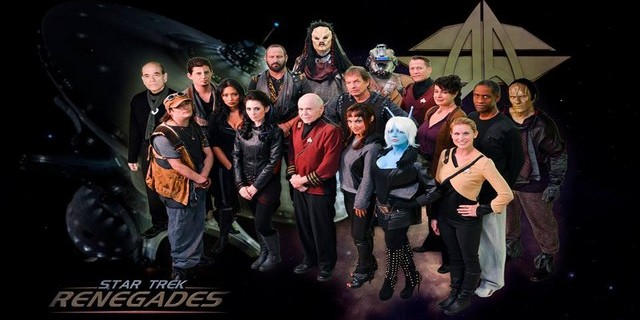 Le pilote de Star Trek Renegades avec Adrienne disponible