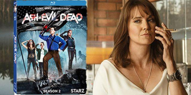 Sortie DVD pour la saison 2 de Ash vs Evil Dead.