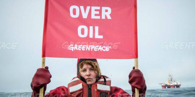 Lucy Lawless repart en guerre contre les pétroliers