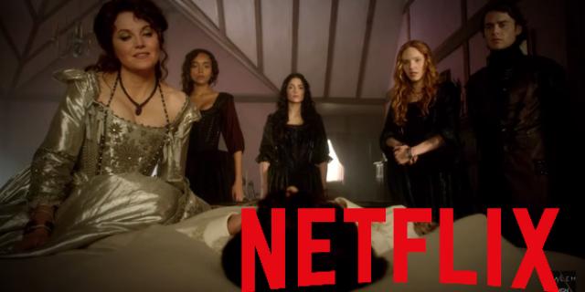 La saison 2 de Salem est disponible sur Netflix
