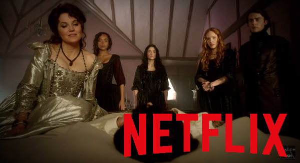 Salem (TV Series 2014–2017) - IMDb