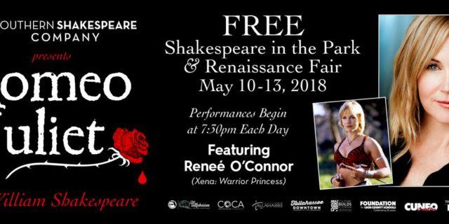 Renee O'Connor bientôt dans Roméo et Juliette