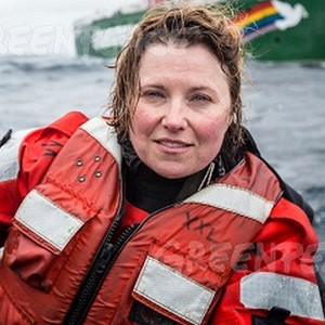 Greenpeace in Barents Sea after Norwegian government grant four new licenses for drilling in the 23rd licensing round.