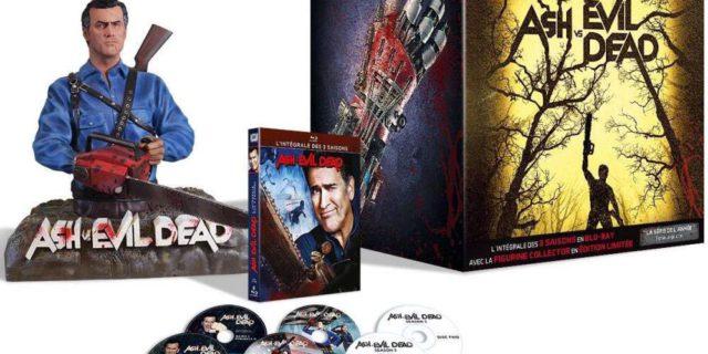[Sortie FR] Un collector limité pour Ash Vs Evil Dead